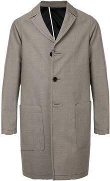 ESTNATION single breasted coat