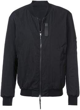 11 By Boris Bidjan Saberi zipped bomber jacket