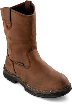 Wolverine Mens Waterproof Steel-Toe Boots