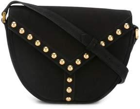 Saint Laurent 'Y Studs' satchel