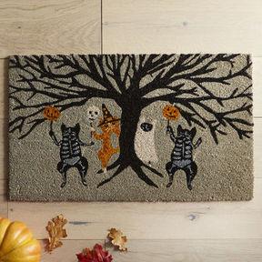 Funny Halloween Doormats Popsugar Home