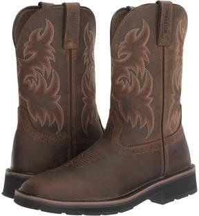 Wolverine Rancher Wellington Soft Toe Men's Work Boots