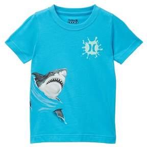 Hurley Shark Rip Tee (Little Boys)