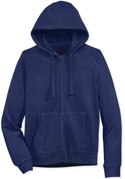 American Rag Men's Washed Zip Lightweight Hoodie, Created for Macy's