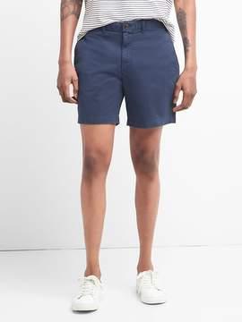 Gap 7 Washwell Vintage Wash Shorts with GapFlex