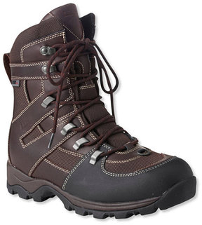 L.L. Bean Men's Wildcat Boots, Lace-Up