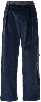 Kolor wide leg trousers