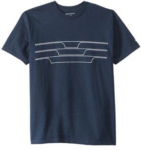 Body Glove Men's Split Peak Short Sleeve Tee 8153238