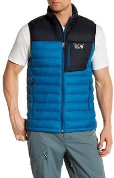 Mountain Hardwear Dynotherm Down Puffer Vest