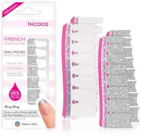Incoco Nail Polish Applique French Manicure