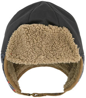 Catimini Fleece-lined hat with earflaps