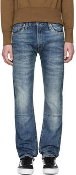 Levi's Clothing Blue 1967 505 Jeans
