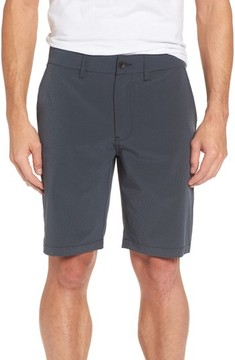 RVCA Men's Grid Hybrid Shorts