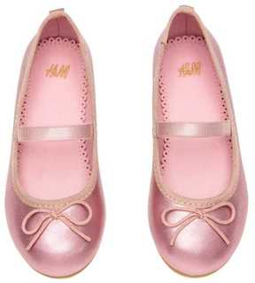 H&M Ballet Flats with Strap