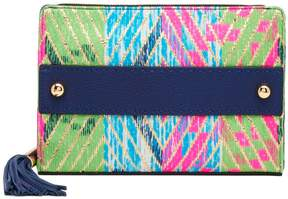 Milly Leather Disc Clutch