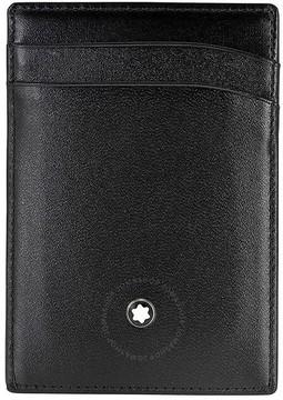 Montblanc Meisterstuck Pocket Holder 2CC with Money Clip Lock
