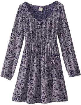 O'Neill Girls' Rhianna Long Sleeve Dress (Big Kid) 8168229