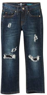 7 For All Mankind Standard Distressed Jeans (Little Boys)