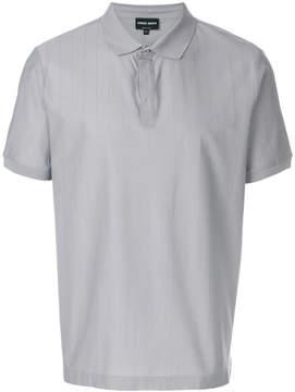 Giorgio Armani stretch polo shirt