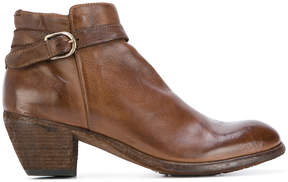 Officine Creative ankle boots
