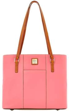 Dooney & Bourke Pebble Grain Lexington Shopper Tote - BUBBLE GUM - STYLE