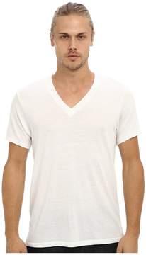 Alternative Boss V-Neck Tee Men's Short Sleeve Pullover