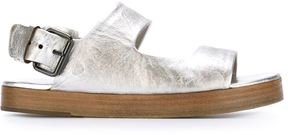 Marsèll metallic buckled sandals