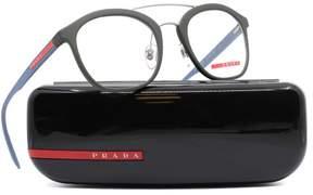 Prada Eyeglasses Linea Rossa PS 2 HV U6Y1O1 GREEN RUBBER