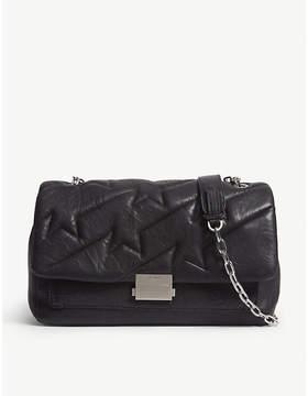 Zadig & Voltaire Leather Ziggy XL handbag