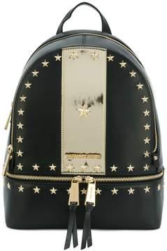MICHAEL Michael Kors Rhea large backpack - BLACK - STYLE