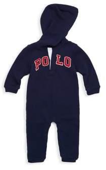 Ralph Lauren Baby's Hooded Coverall
