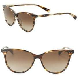 Bobbi Brown 55mm Wayfarer Sunglasses