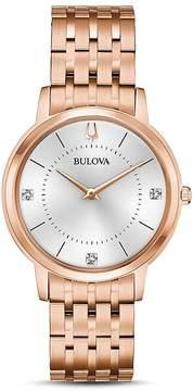 Bulova Classic Slim Watch, 34mm