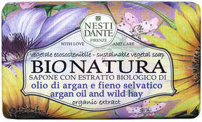 Argan Oil + Wild Hay Bionatura Bar Soap by Nesti Dante (250g Bar)