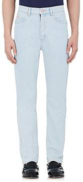 Martine Rose MEN'S SLIM STRAIGHT JEANS