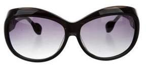 Dita Galore Oversize Sunglasses