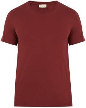 American Vintage Denver crew-neck cotton T-shirt