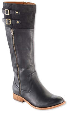L.L. Bean Levin Riding Boots by Kork-Ease