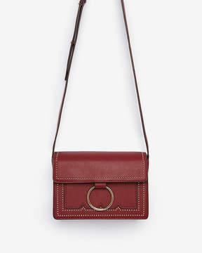 Express Melie Bianco Cherie Studded Crossbody Bag