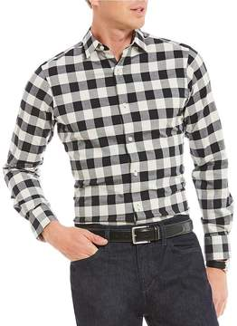 Buffalo David Bitton Crosby & Howard Varrick Plaid Long-Sleeve Sportshirt
