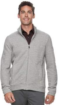 Marc Anthony Men's Slim-Fit Marled Mockneck Jacket