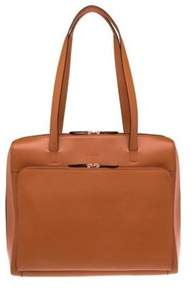 Lodis Women's Audrey Rfid Zip Top Tote With Organization.