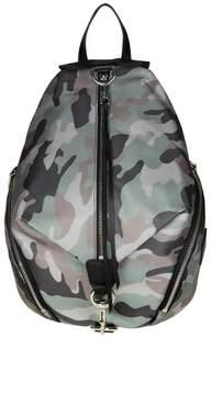 Rebecca Minkoff Backpack Shoulder Bag Women - MILITARY - STYLE