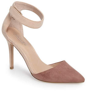 Charles by Charles David Pointed Ankle Strap Pump