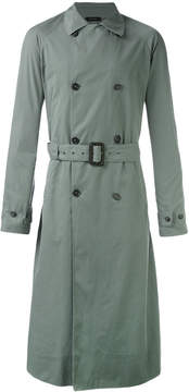 Jil Sander Marseille double breasted coat