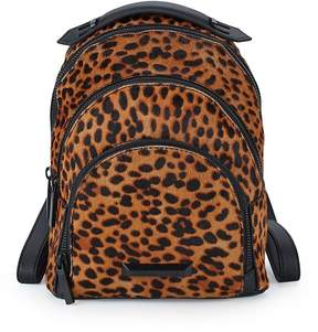 KENDALL + KYLIE Women's Sloane Leopard Backpack
