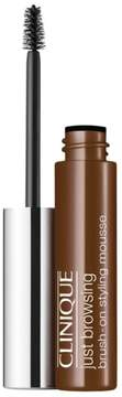 Clinique 'Just Browsing' Brush-On Styling Mousse - Deep Brown