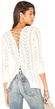 Tularosa x REVOLVE Fulton Sweater