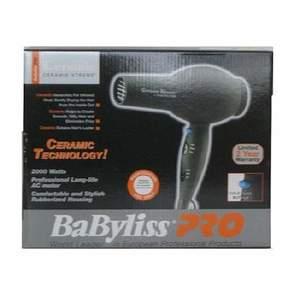 BaByliss PRO Ceramix Xtreme Dryer, 2000 Watts