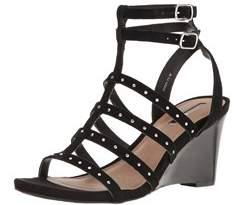 Tahari Women's Ta-fitzy Wedge Sandal.